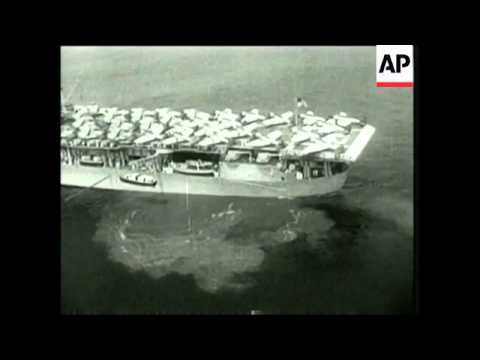 Japanese Attack Pearl Harbour; US and Japan at War In Pacific