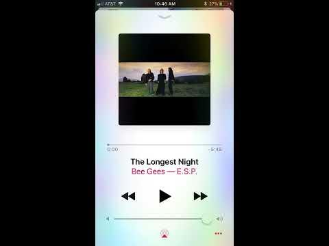 Robin Gibb The Longest Night