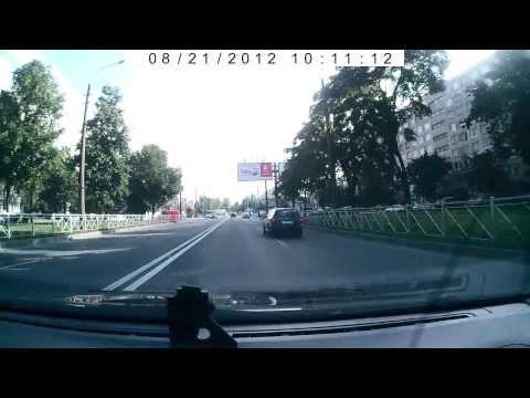 авария на ул.Белы Куна
