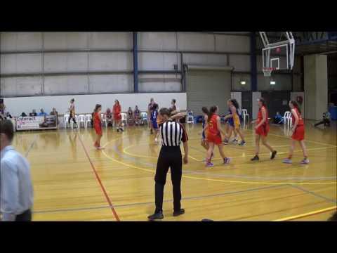 South Australia vs Australian Capital Territory (U20 Australian Championships 2017)