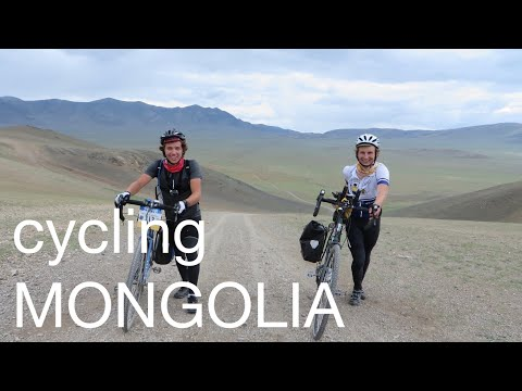 Part 1 - China to Mongolia   Beijing to Tehran Cycle