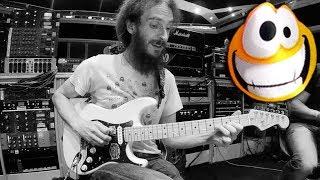 Guthrie Govan - Regret #9 - Isolated Guitar Solo - Steven Wilson - Exclusive 1080p version