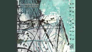 Musique pour faire plaisir (after F. Poulenc) : I. Elegie