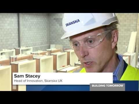Building Tomorrow - Robotics in Construction