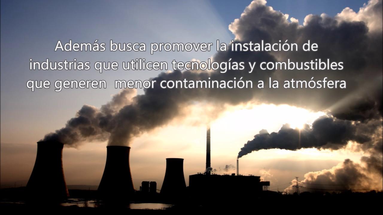 LGEEPA en materia de Prevención y Control de la Contaminación de la ...