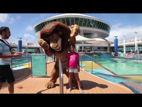 Top 5 things for kids to do on Voyager of the Seas