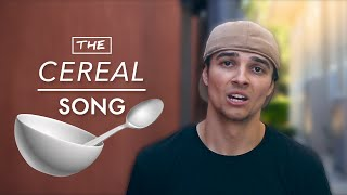 THE CEREAL SONG
