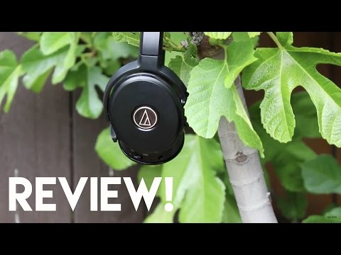 Best Budget Noise Cancelling Headphones | ATH ANC29 Review!