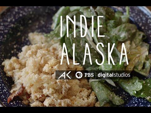 Herring Eggs and Seal Grease Off-the-Grid | INDIE ALASKA
