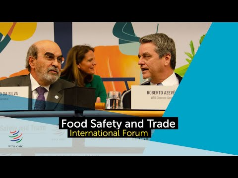 Addressing food safety concerns through trade and cooperation