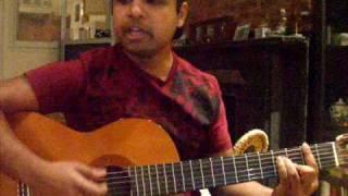 Nazrein Milana Nazrein Churana (Jaane tu ya jaane na) - short cover version