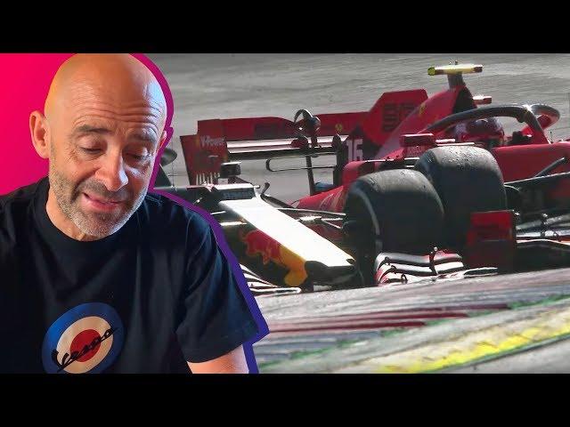 Leclerc debió ser más agresivo con Verstappen   El Garaje de Lobato