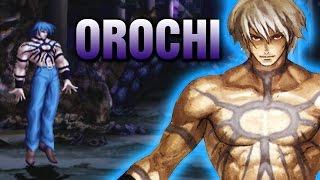 OROCHI POWERS