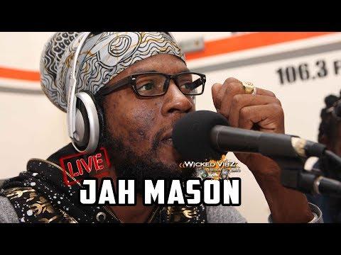 Jah Mason [LIVE RADIO] @ Wicked Vibz Station (Paris - Juillet 2018 / FPP Radio)