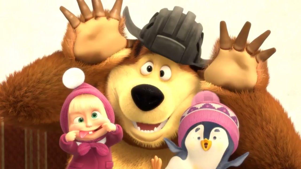 скачать маша и медведь 5 сезон бесплатно