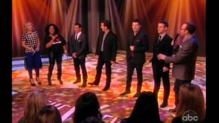 NKOTB on The View 01/22/13 Video