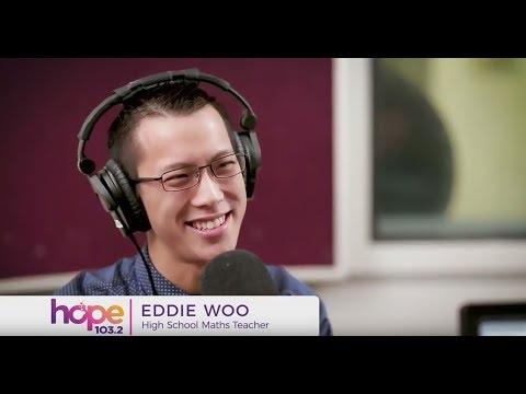 Faith & Formulae: A Chat with Eddie Woo, Maths Teacher & Youtuber