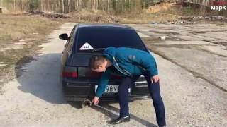 видео Пневмоподвеска на ВАЗ 2112