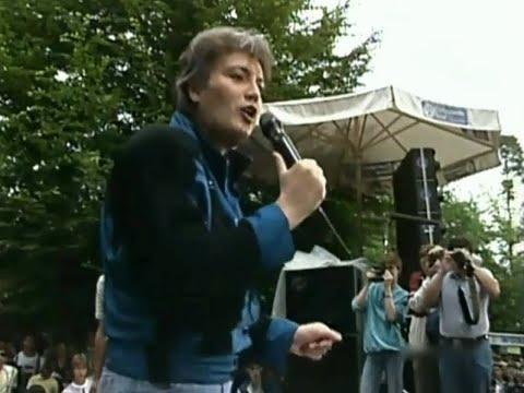 Fancy - Lady Of Ice (Halberg Open Air) 1987