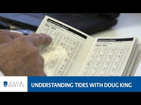 How To Understand Tides With Doug King | Club Marine