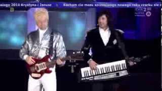 "Sylwester z Dwójką - Kabaret Paranienormalni - ""Modern Talking"