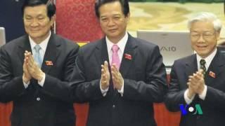Quốc tế chỉ trích Việt Nam vụ Linh mục Lý (VOA Express)