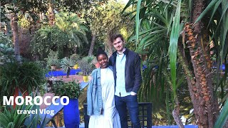 GETTING LOST IN MOROCCO - Travel Vlog | Interracial Couple