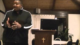 Pastor Larry Austin -- DONT TURN BACK --- 2/6/2013 --- Part 2