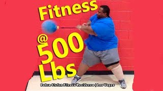 500 Lb Man Gets Fit, Loses Weight in Las Vegas