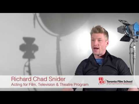 Chad Snider- Acting for Film, Television & Theatre