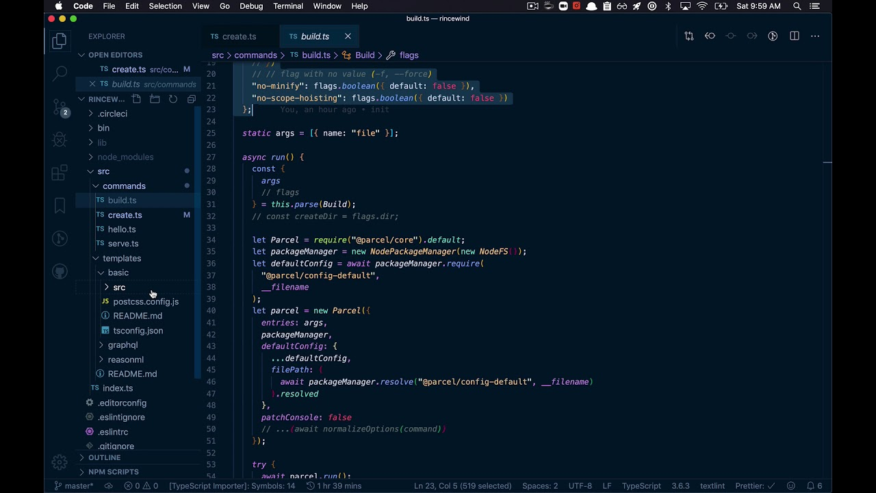 Download Create-React-App-Clone in 2 hours (writing my new Rincewind CLI from scratch to create/build/serve)