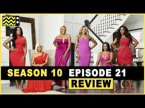 Real Housewives of Atlanta Season 10 Episode 21 Review & Reaction | AfterBuzz TV