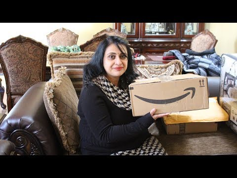 Got Amazing Things From Amazon | Indian(NRI) Mom | Simple Living Wise Thinking