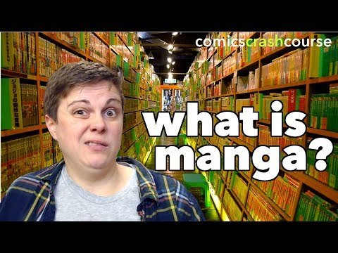 What is MANGA?