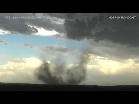 Gustnado May 10th near Broadwater, NE