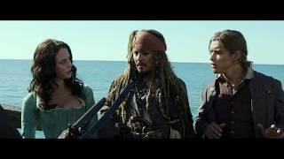 Пираты Карибского моря 5 ► Мы не осуждаем... У меня мать была из институток