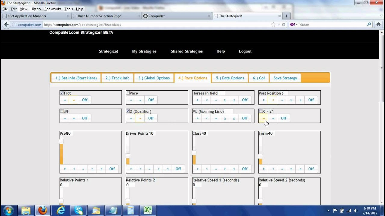 Compubet betting strategies best website for sports betting stats