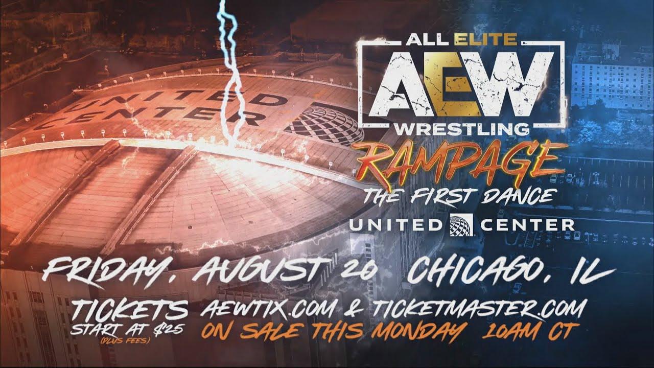 Watch Tony Khan's Major Live Event Announcement   AEW Dynamite FFTF, 7/28/21