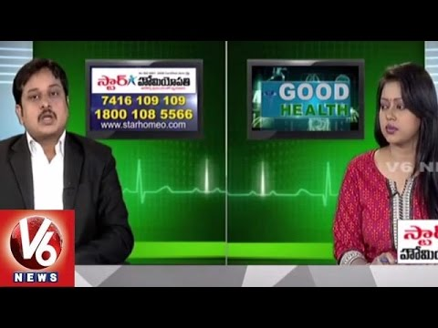 Reasons and Treament for Gastric Problems | Star Ayurveda | Good Health - V6 News