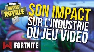 Fortnite : Son Impact sur le Monde du Jeu Vidéo