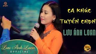 DVD Ca Khúc Tuyển Chọn II Phận Gái Thuyền Quyên -  Lưu Ánh Loan