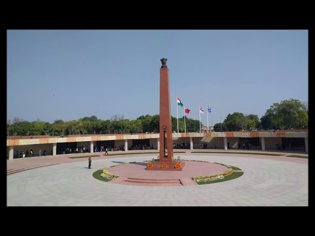 National War Memorial: Glimpse of National war memorial New Delhi |Defence Taiyari