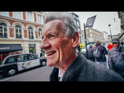 Streets of London Ep 9 - Feat. Michael Palin