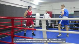 Гусейнов Анар (Moscowboxing) - Шевченко Данил (Клуб №1)