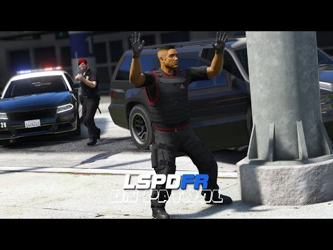 LSPDFR - Day 179 - Airport Police Impersonator