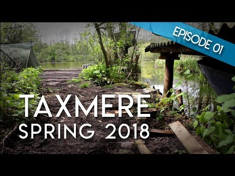 Carp Fishing At Taxmere,  Cheshire | Spring 2018