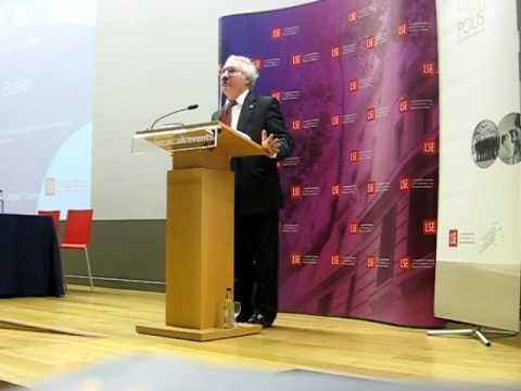 Presentación Manuel Castells, Libro Communication Power