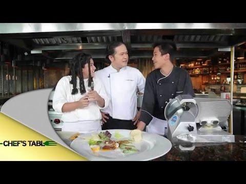 Chef's Table - Invite Afaf dan Zidan (Junior Masterchef Indonesia)