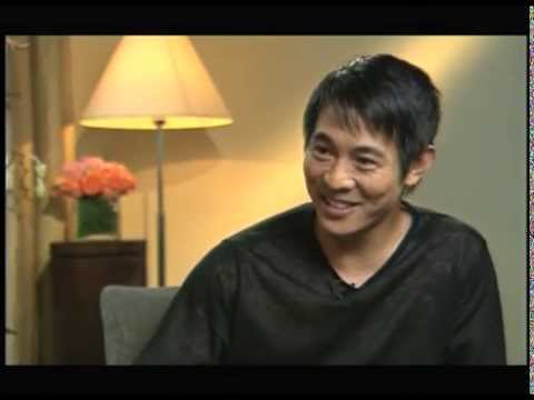 Jet Li (李连杰 ) UK Fan Club Event & Interview 2000