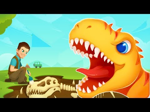 динозавры парк юрского периода игра мультик